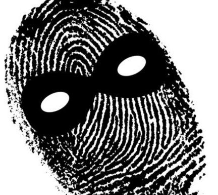 fingerprint with mask