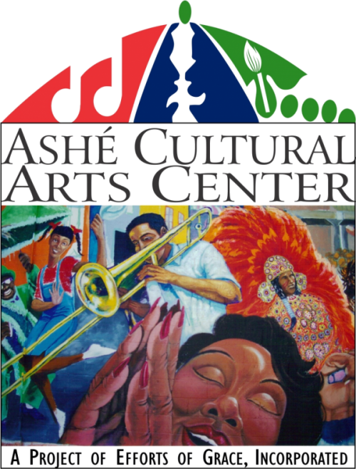 Ashe Cultural Arts Center logo