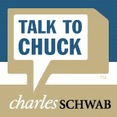 "Charels Schwab ""Talk to Chuck"""