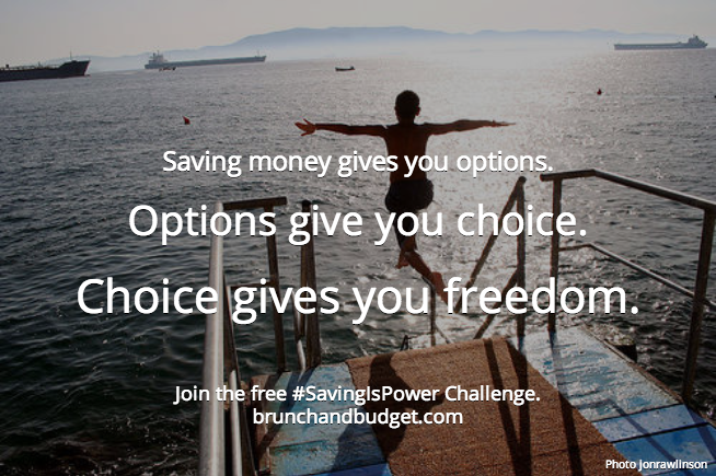 saving->options->choice->freedom
