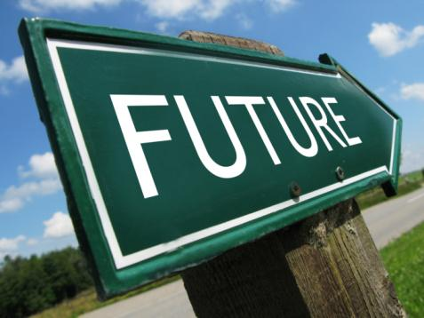 "arrow sign ""future"""