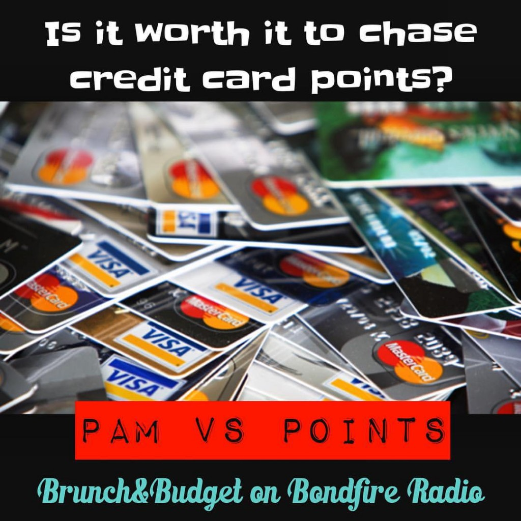 """Is it worth it to chase credit card point?"""