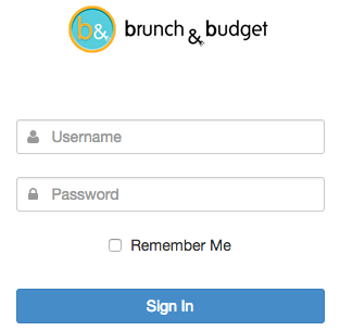 Client login brunch budget affordable financial planning click on image to go to login page malvernweather Images