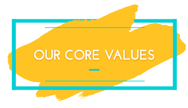 Brunch and Budget Core Values